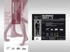 VENOSAN Support Socks Cotton