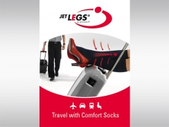 JET LEGS Travel Socks