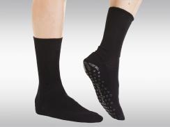 SANAVIDA Safety Socks chaussettes antiglisse Fine