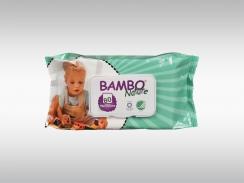 Abena Skin Care Feuchtpflegetücher Bambo Nature